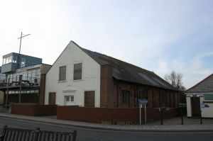 Current Exterior of the Drill Hall