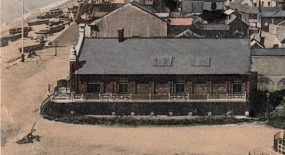 1905 postmark detail