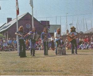 Drill Hall Folk Week 1974