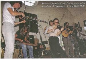 Drill Hall Folk Week 1983